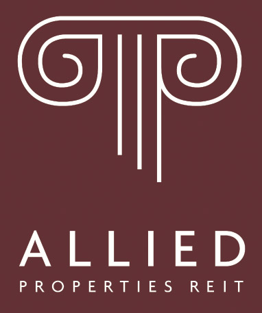 Allied Properties Real Estate Investment logo