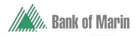 Bank of Marin Bancorp logo