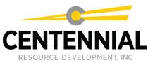 Centennial Resource Development logo