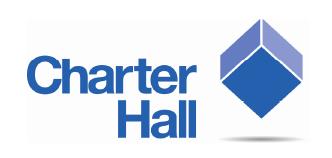Charter Hall Group logo
