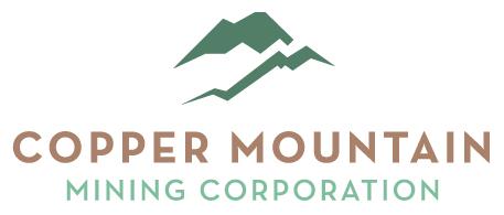 Copper Mountain Mining logo