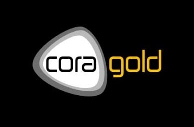 Cora Gold logo
