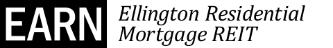 Ellington Residential Mortgage REIT logo