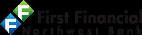 First Financial Northwest logo