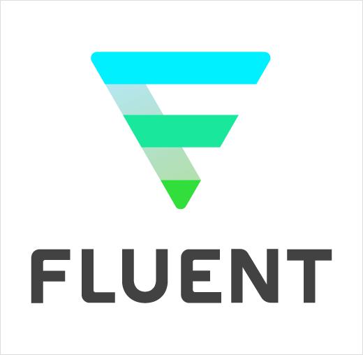 Fluent logo