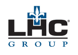 LHC Group logo