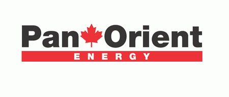 Pan Orient Energy logo