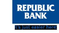 Republic Bancorp logo