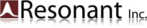 Resonant logo