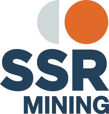 SSR Mining logo