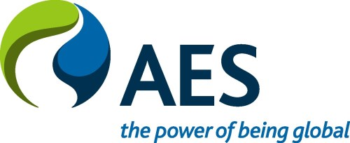 The AES logo