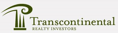 Transcontinental Realty Investors logo